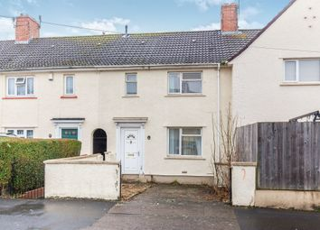 Thumbnail 3 bed terraced house for sale in Brixham Road, Bedminster, Bristol