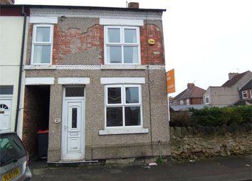 Thumbnail 2 bed terraced house for sale in Mason Street, Sutton-In-Ashfield, Nottinghamshire