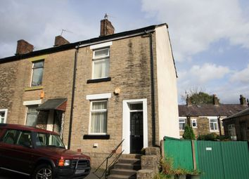Thumbnail 2 bed terraced house for sale in Wood Street, Hollingworth, Hyde