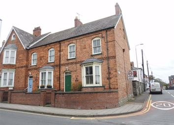 Thumbnail 4 bed end terrace house for sale in North Road, Cardigan Town, Ceredigion