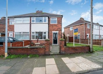 Thumbnail 3 bedroom semi-detached house to rent in Harewood Road, Irlam, Manchester, Greater Manchester.