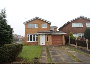 Thumbnail 4 bed detached house for sale in Rudgwick Drive, Brandlesholme, Bury, Lancashire