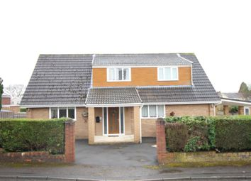 Thumbnail 3 bed detached bungalow for sale in Pettingale Road, Croesyceiliog, Cwmbran