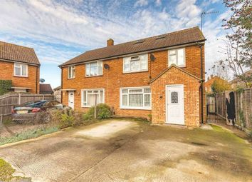 Thumbnail 4 bed semi-detached house for sale in Heathway, Iver Heath, Buckinghamshire