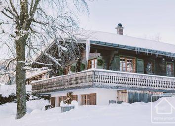 Thumbnail 5 bed chalet for sale in Rhône-Alpes, Haute-Savoie, Les Gets