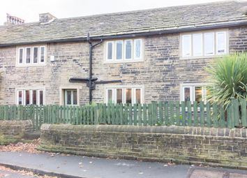 Thumbnail 4 bed cottage for sale in Wakefield Road, Hipperholme, Halifax