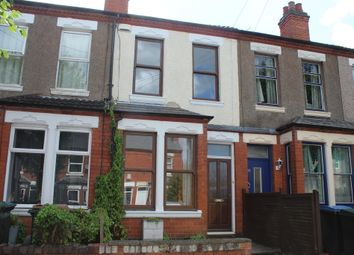 Thumbnail 2 bedroom terraced house to rent in Mayfield Road, Earlsdon, Coventry