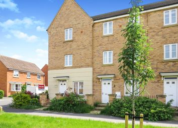 Thumbnail 4 bed end terrace house for sale in Tissington Road, Grantham