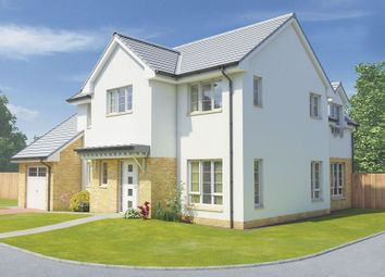 Thumbnail 4 bed detached house for sale in Montrose Gardens, Torrance, East Dunbartonshire