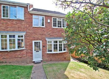 Thumbnail 3 bed town house for sale in Kenrick Road, Mapperley, Nottingham