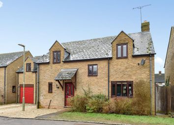 Thumbnail 4 bed detached house for sale in Hook Norton, Oxfordshire