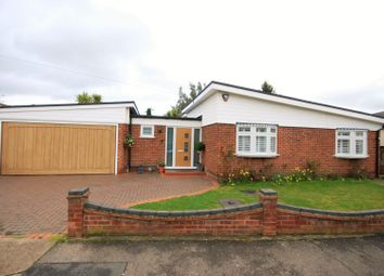 Thumbnail 2 bed detached bungalow for sale in Grangewood Avenue, Woodside, Grays