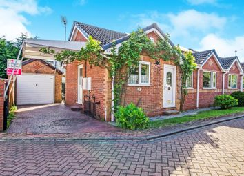 Thumbnail 2 bed semi-detached bungalow for sale in Breeze Mount Court, Stainforth, Doncaster