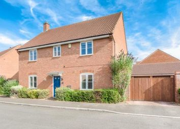 Thumbnail 4 bed detached house for sale in Wadworth Holme, Middleton, Milton Keynes