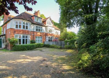 Thumbnail 2 bed flat for sale in Upper Park Road, Camberley