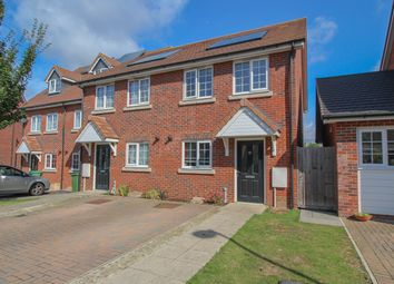 Thumbnail 2 bed semi-detached house for sale in Penrith Crescent, Wickford, Wickford, Essex