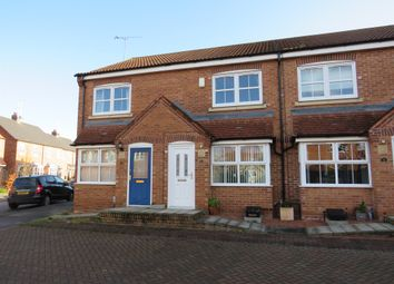 Thumbnail 2 bed terraced house for sale in Markeaton Park, Kingswood, Hull