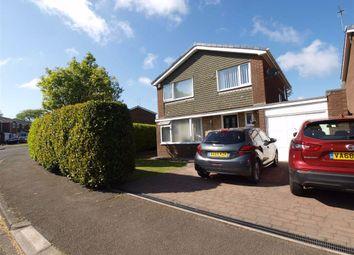 Thumbnail 3 bedroom detached house for sale in Ringwood Drive, Cramlington