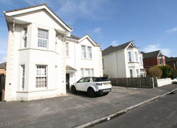 Thumbnail 3 bed flat for sale in Alington Road, Winton, Bournemouth