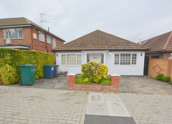 Thumbnail 4 bed detached bungalow to rent in Sevington Road, Hendon, London