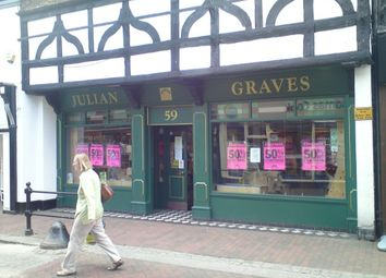 Thumbnail Retail premises to let in High Street, Godalming
