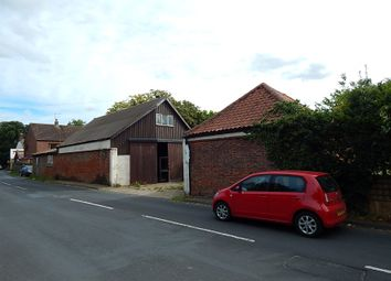 Thumbnail 3 bed detached house for sale in Black Gates, Bridewell Lane, Acle, Norwich, Norfolk