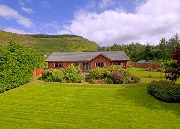 Thumbnail 4 bed detached bungalow for sale in Kilmore, By Oban