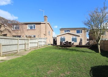 Thumbnail 4 bed detached house for sale in Fenn Close, Halesworth