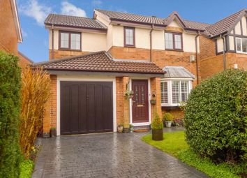 4 bed detached house for sale in The Sycamores, Radcliffe, Manchester M26