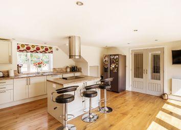 Thumbnail 4 bed farmhouse for sale in Main Road, Crockham Hill, Edenbridge