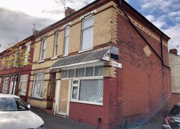 Thumbnail 2 bed end terrace house for sale in Longden Road, Longsight, Manchester