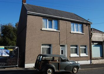 Thumbnail 4 bed semi-detached house for sale in Betws Road, Betws, Ammanford