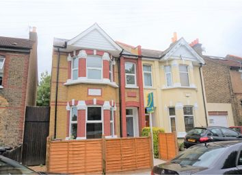 Thumbnail 4 bed terraced house for sale in Woodcroft Road, Thornton Heath