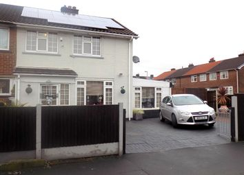 Thumbnail 3 bed end terrace house for sale in Springside Avenue, Worsley, Manchester