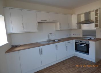 Thumbnail 2 bed flat to rent in Aldergate, Tamworth, Staffordshire