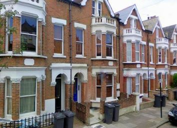 Thumbnail 1 bed flat to rent in Hemberton Road, London