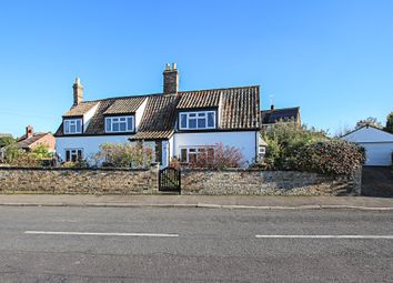 Thumbnail 5 bedroom detached house for sale in Silver Street, Burwell