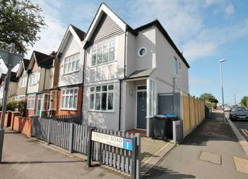 Thumbnail 3 bed semi-detached house for sale in Mount Road, New Malden