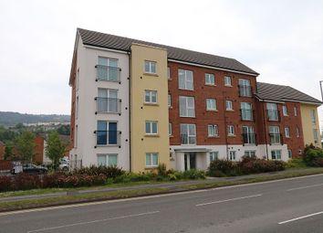 Thumbnail 2 bed flat for sale in New Cut Road, Swansea, Abertawe