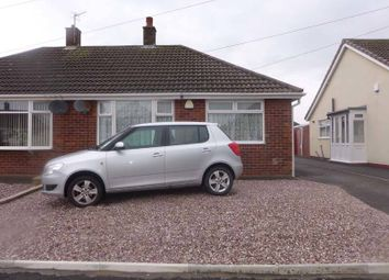 Thumbnail 2 bed semi-detached bungalow for sale in Rockville Avenue, Thornton-Cleveleys