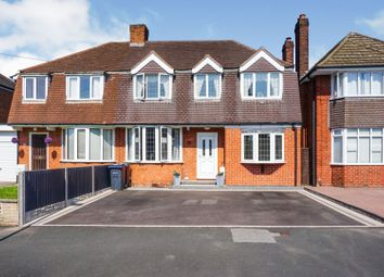 Thumbnail 4 bed semi-detached house for sale in Aversley Road, Birmingham