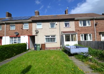 Thumbnail 3 bed terraced house for sale in Lamberd Road, Hartlepool
