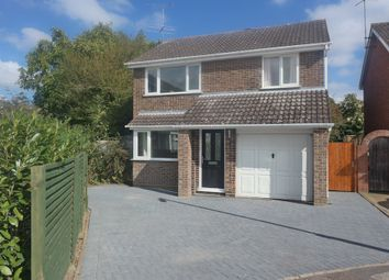 Thumbnail 4 bed detached house for sale in Byron Avenue, Lexden, Colchester