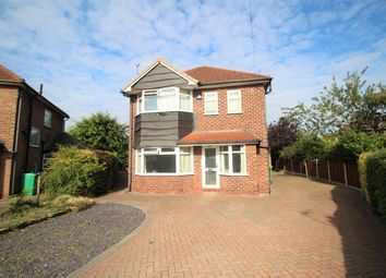 Thumbnail 3 bed detached house for sale in Lanark Avenue, Manchester