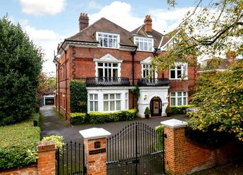 Thumbnail 4 bedroom flat for sale in Parkside, Wimbledon Common