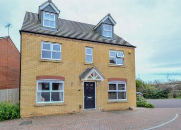 Thumbnail 5 bed property to rent in Lammas Drive, Hathern, Loughborough