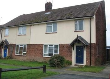Thumbnail 3 bed semi-detached house to rent in Brook Lane, Hawarden, Deeside