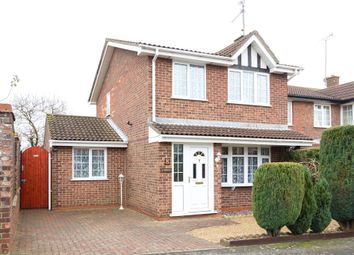 Thumbnail 3 bed detached house for sale in Moorlands, Wellingborough