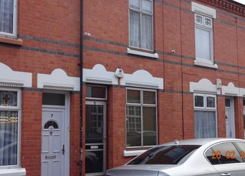 Thumbnail 4 bedroom terraced house for sale in Linden St, Evington.Leicester