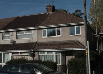 Thumbnail 3 bed end terrace house to rent in Leinster Avenue, Knowle